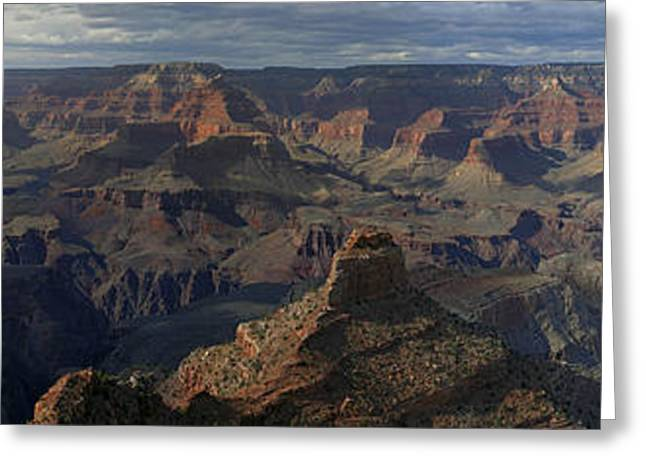 Grand Canyon Greeting Card by Gary Lobdell
