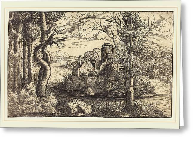 Hans Sebald Lautensack German, 1524-1561-1566 Greeting Card