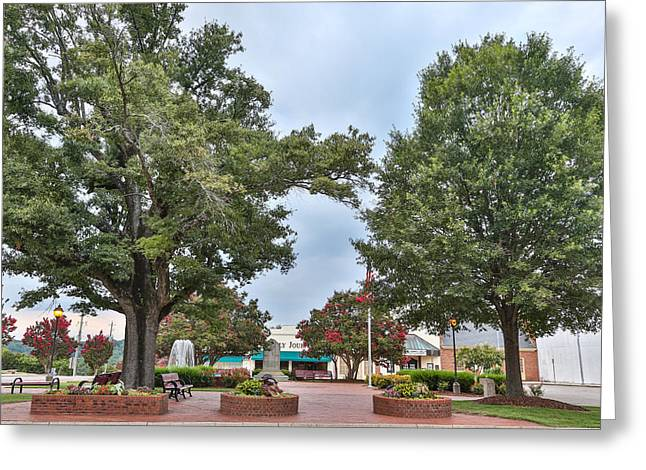 Harrington Square Greeting Card