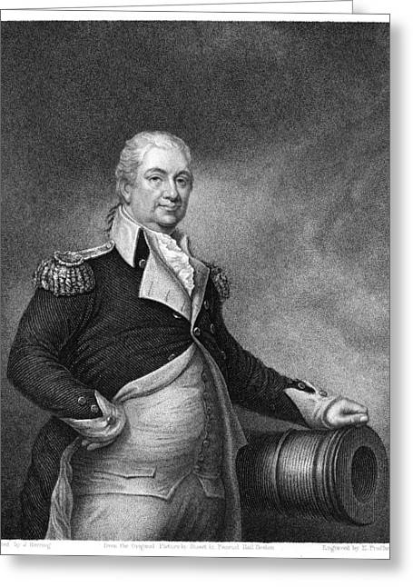 Henry Knox (1750-1806) Greeting Card by Granger
