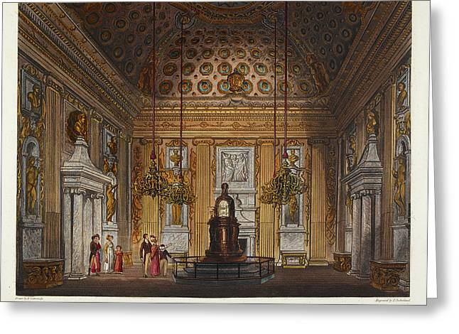 Kensington Palace Greeting Card by British Library