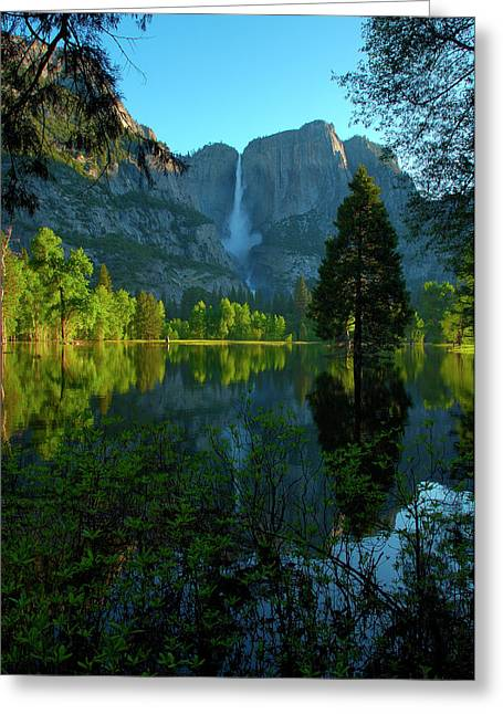 North America National Parks Greeting Card by Ron Reznick