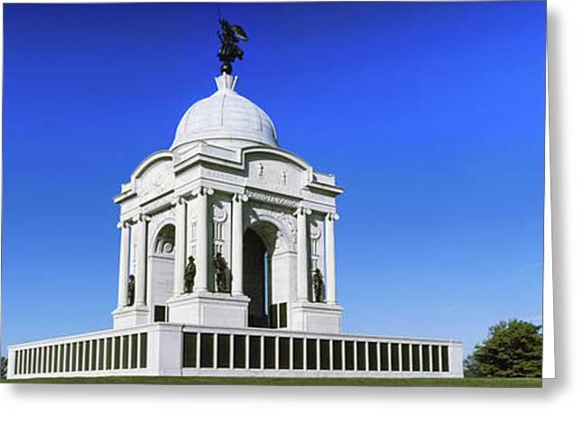 Pennsylvania State Memorial Greeting Card