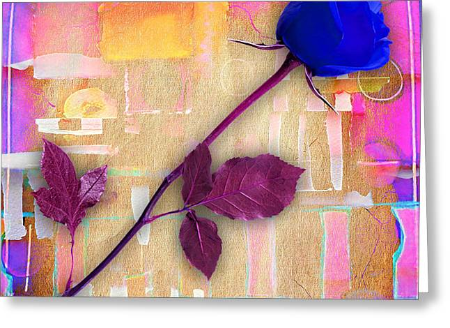 Rose Collection. Greeting Card by Marvin Blaine