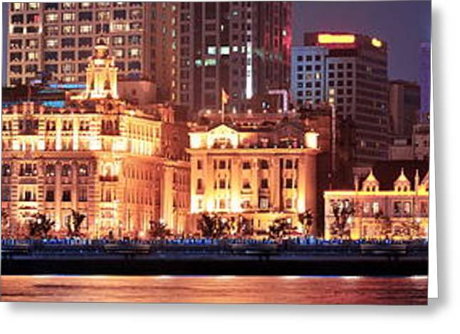 Shanghai Historic Architecture Greeting Card