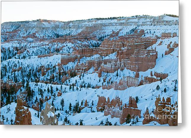Sunrise Point Bryce Canyon National Park Greeting Card