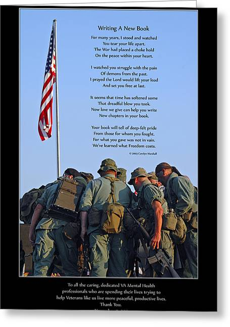 Veterans Remember Greeting Card