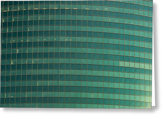 333 W Wacker Building Chicago Greeting Card by Steve Gadomski