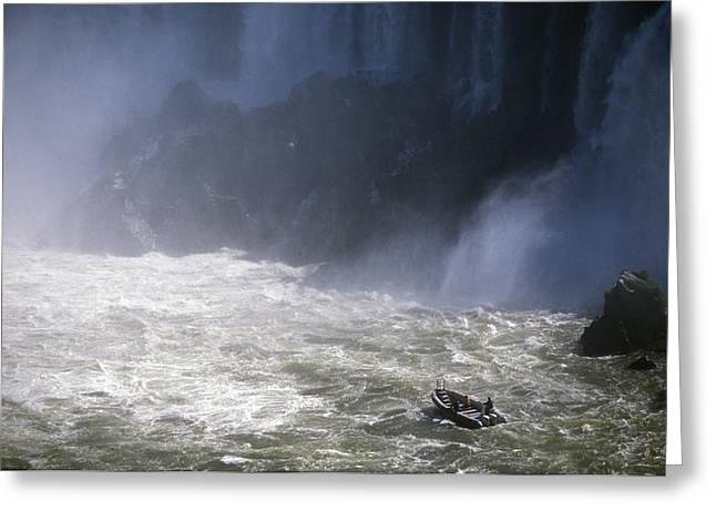 Iguazu Falls National Park, Argentina Greeting Card