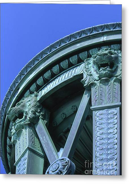 35x11 Perrys Victory Memorial Photo Greeting Card