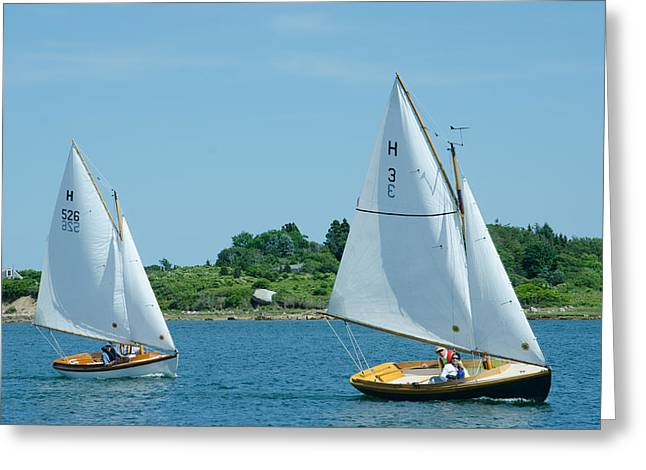 Herreshoff Greeting Card