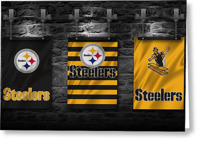 Pittsburgh Steelers Greeting Card