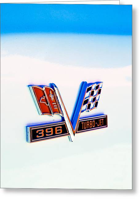 396 Turbo-jet Greeting Card by Phil 'motography' Clark
