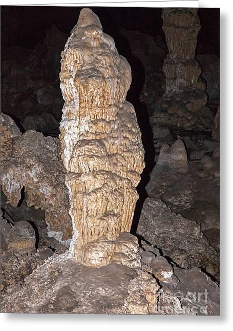 Carlsbad Caverns National Park Greeting Card