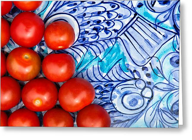 Cherry tomatoes greeting cards page 2 of 37 fine art america cherry tomatoes greeting card cherry tomatoes m4hsunfo