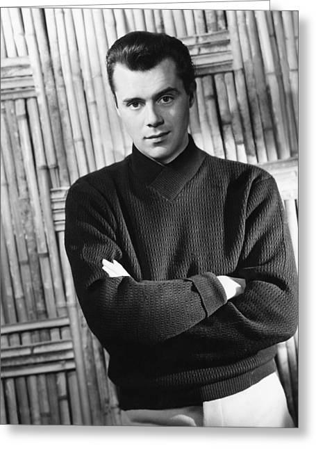 Dirk Bogarde Greeting Card