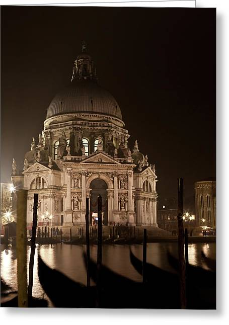Europe, Italy, Venice Greeting Card