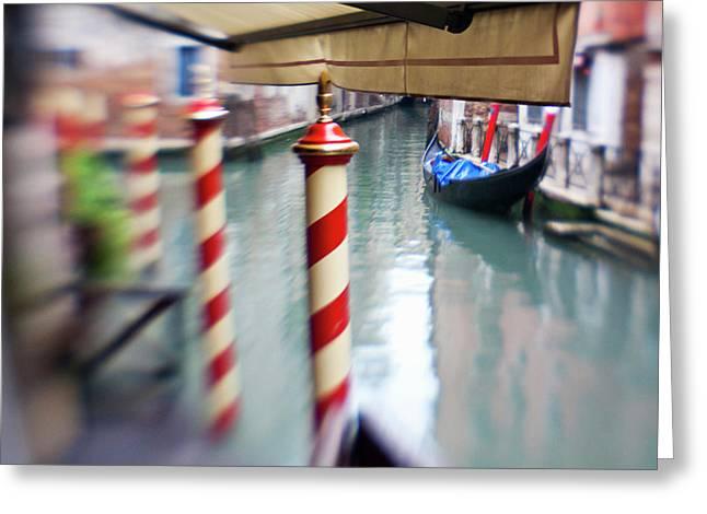 Europe, Italy, Venice Greeting Card