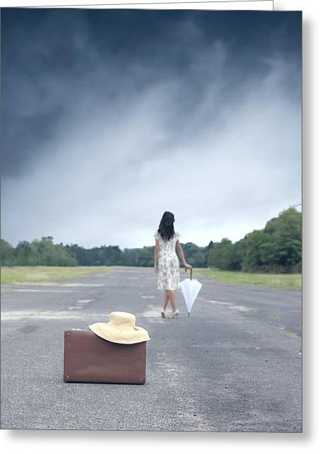 Farewell Greeting Card by Joana Kruse