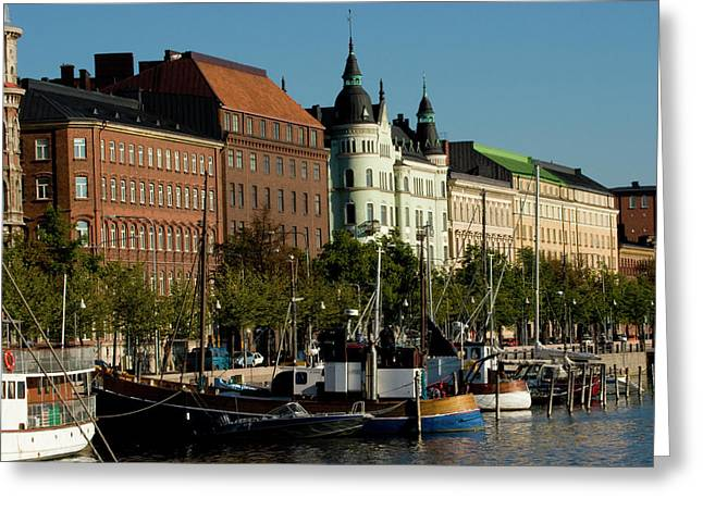 Finland, Helsinki Greeting Card