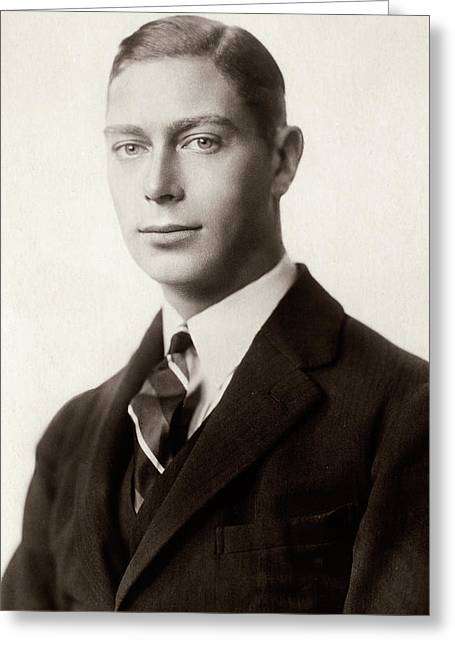 George Vi (1895-1952) Greeting Card by Granger