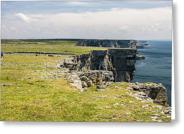 Inishmore Island Greeting Card