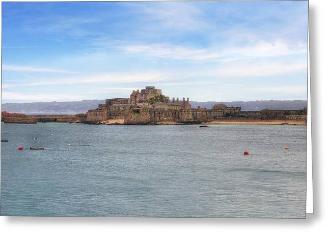 Jersey - Elizabeth Castle Greeting Card