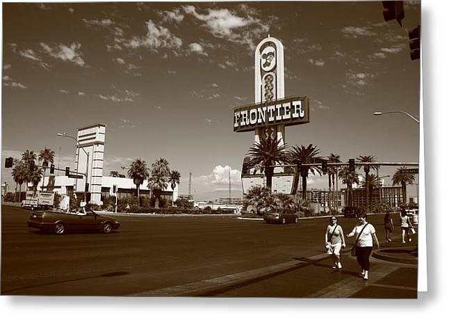 Las Vegas 2008 Greeting Card