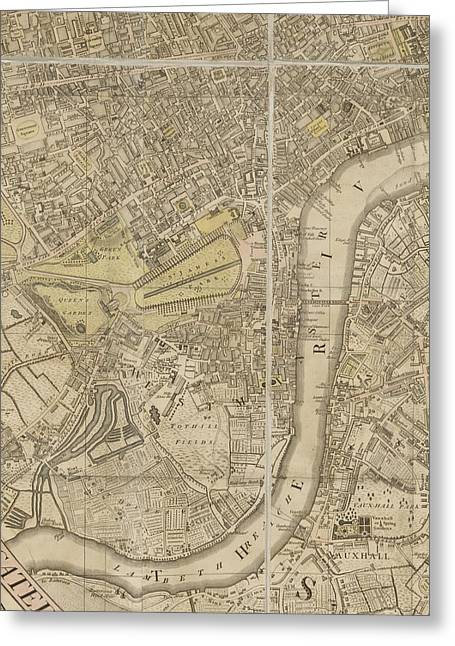 London Greeting Card by British Library