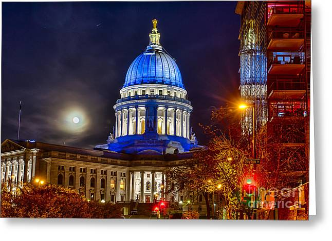 Madison Capitol Building Tour Times