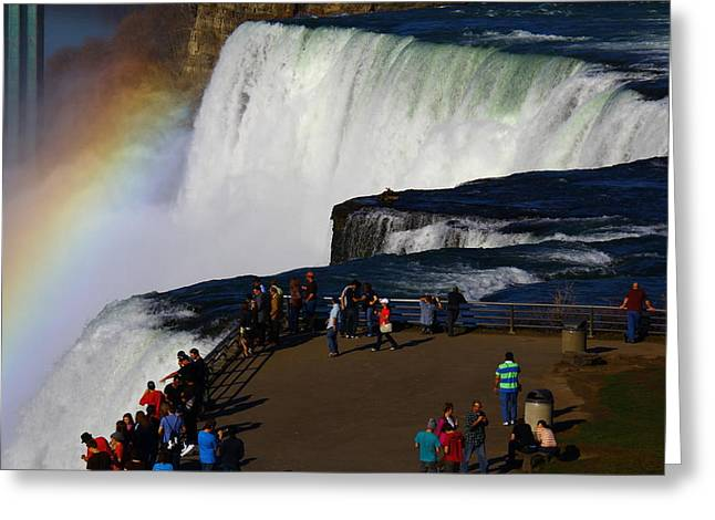 Niagara Falls New York Greeting Card