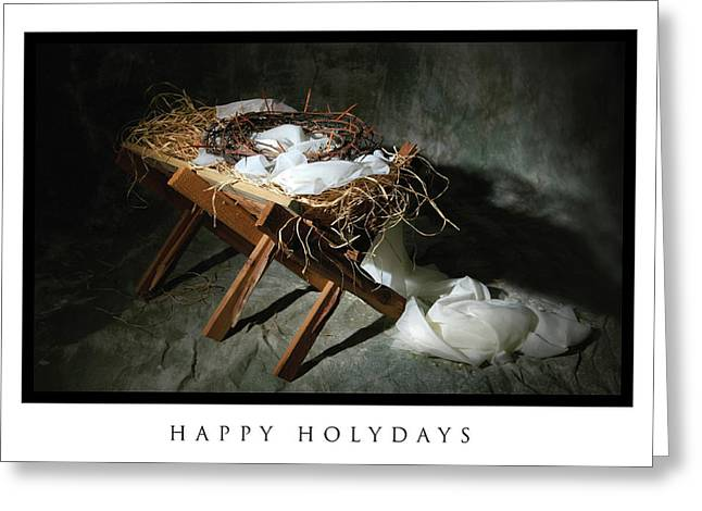 Very Holydays Greeting Card