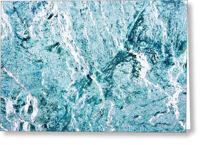 Stone Background Greeting Card
