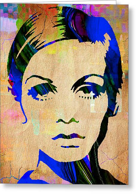 Twiggy Collection Greeting Card