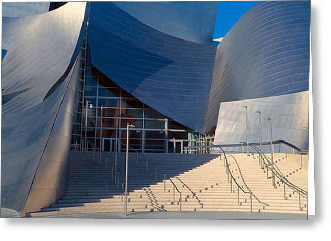 Walt Disney Concert Hall, Los Angeles Greeting Card
