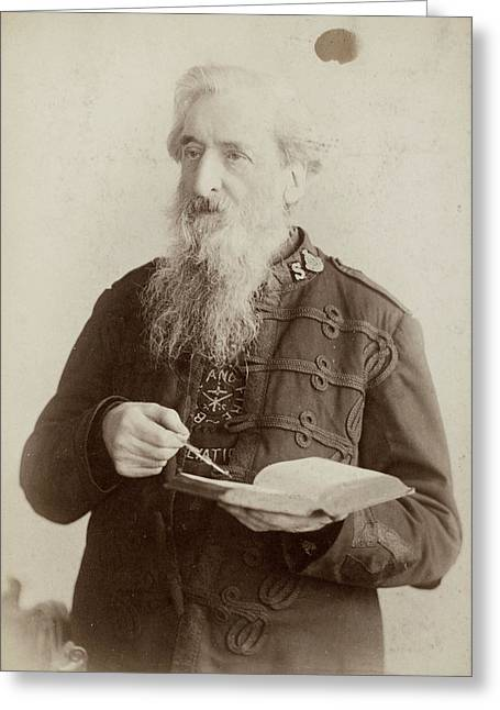 William Booth (1829-1912) Greeting Card