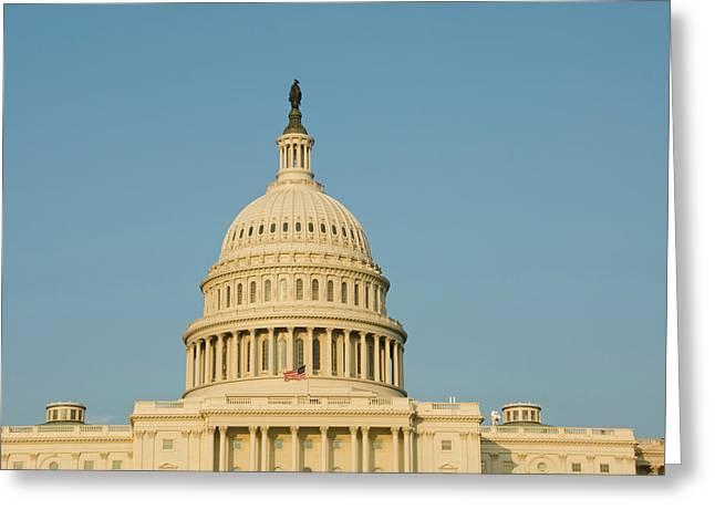 Washington Dc, Usa Greeting Card