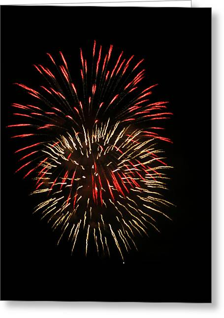 4th Of July 6 Greeting Card by Marilyn Hunt