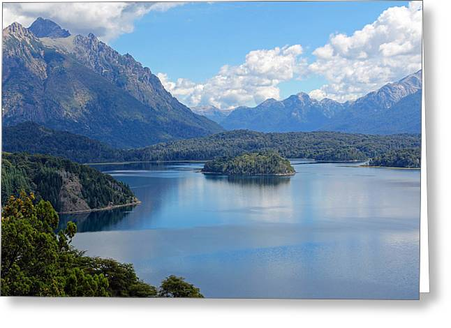 Bariloche Argentina Greeting Card