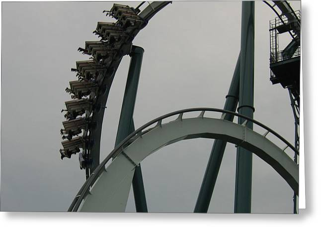 Busch Gardens - 12125 Greeting Card by DC Photographer