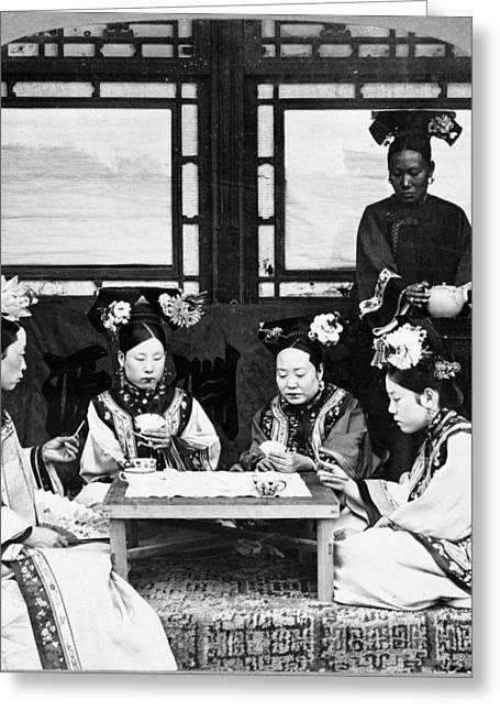 China Peking, C1902 Greeting Card by Granger