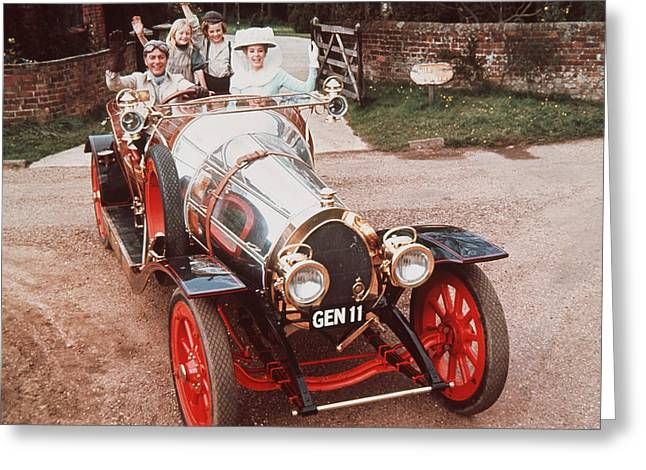Chitty Chitty Bang Bang  Greeting Card