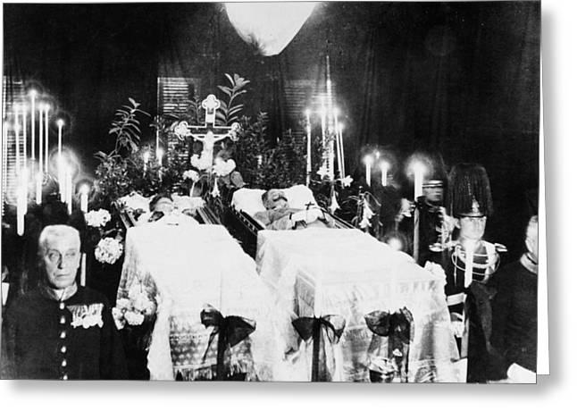Franz Ferdinand (1863-1914) Greeting Card