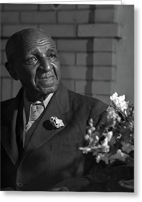 George Washington Carver (1864-1943) Greeting Card