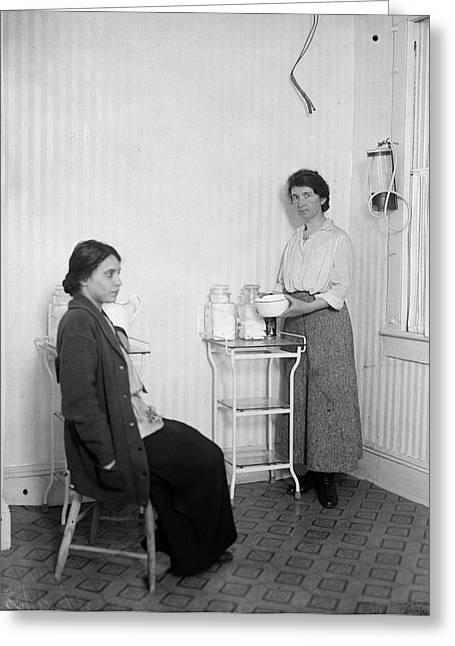 Margaret Sanger (1879-1966) Greeting Card