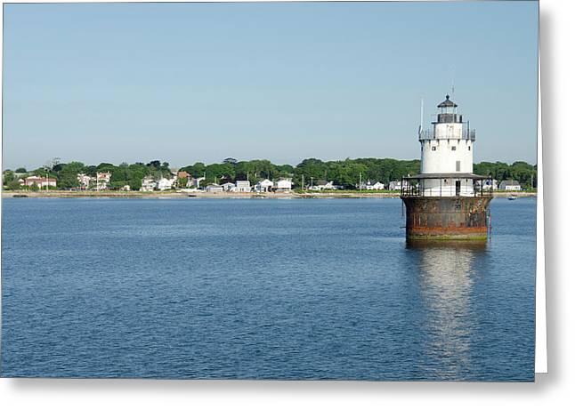 Massachusetts, New Bedford Greeting Card