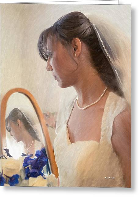5 More Minutes And Married Greeting Card
