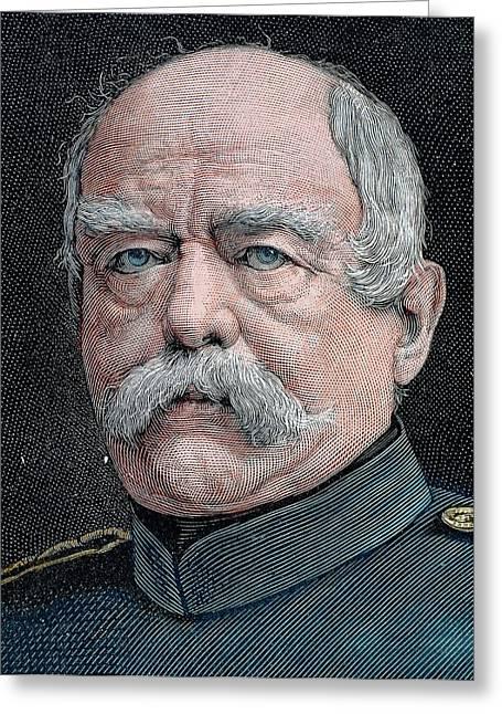Otto-leopold Bismarck, Prince Greeting Card