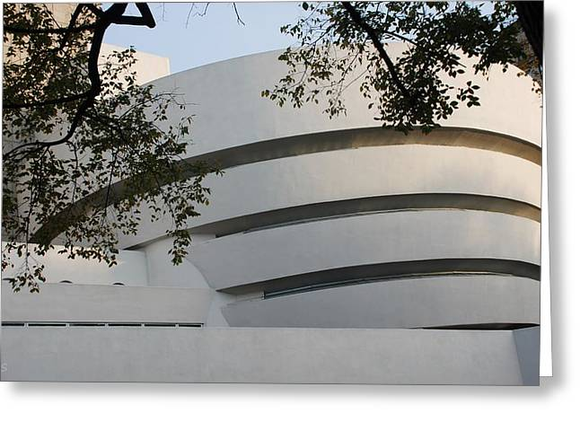 The Guggenheim Greeting Card by Rob Hans