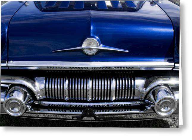 '57 Pontiac Safari Starchief Greeting Card